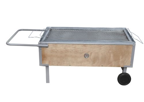 barbecue professionnel m choui. Black Bedroom Furniture Sets. Home Design Ideas