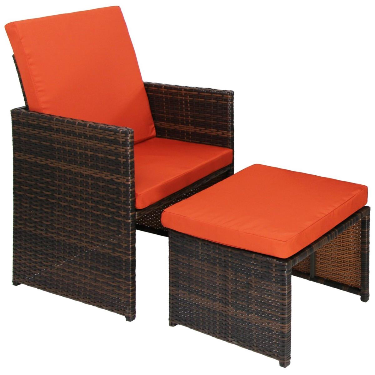 Best Salon De Jardin Resine Coussin Orange Gallery - House Design ...