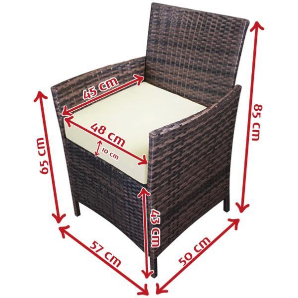 Salon de jardin resine tressee direct usine mobilier for Salon de jardin direct usine