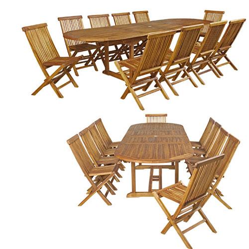 Salon De Jardin Avec Table Pliante ~ Jsscene.com : Des idées ...