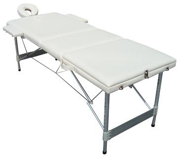 Table de massage pro en aluminium - Table de massage professionnelle pliante ...