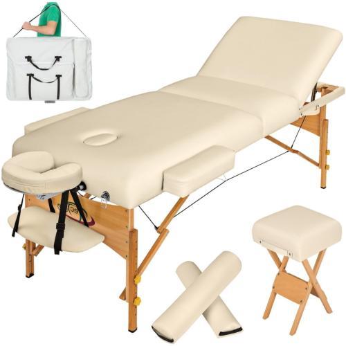 Table massage professionnelle 3 zones cr me - Table massage professionnelle ...