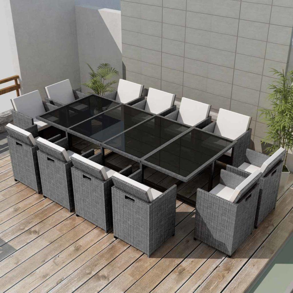 Beautiful Salon De Jardin De Luxe Contemporary - House Design ...