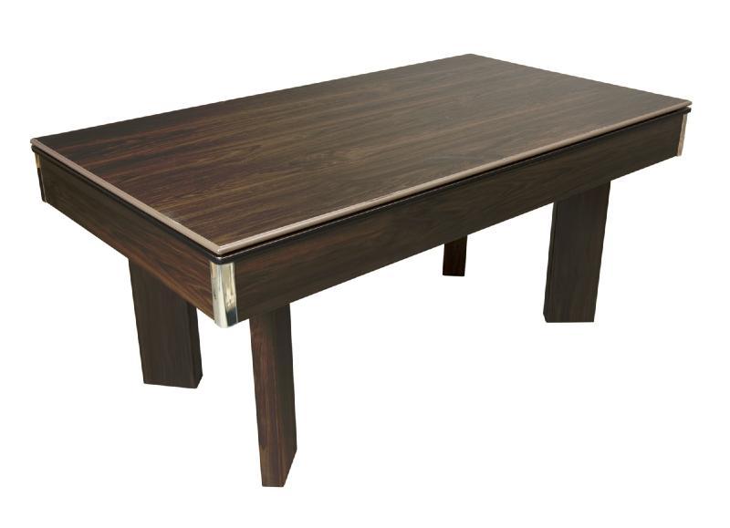 Billard en bois transformable en table - Billard transformable table ...