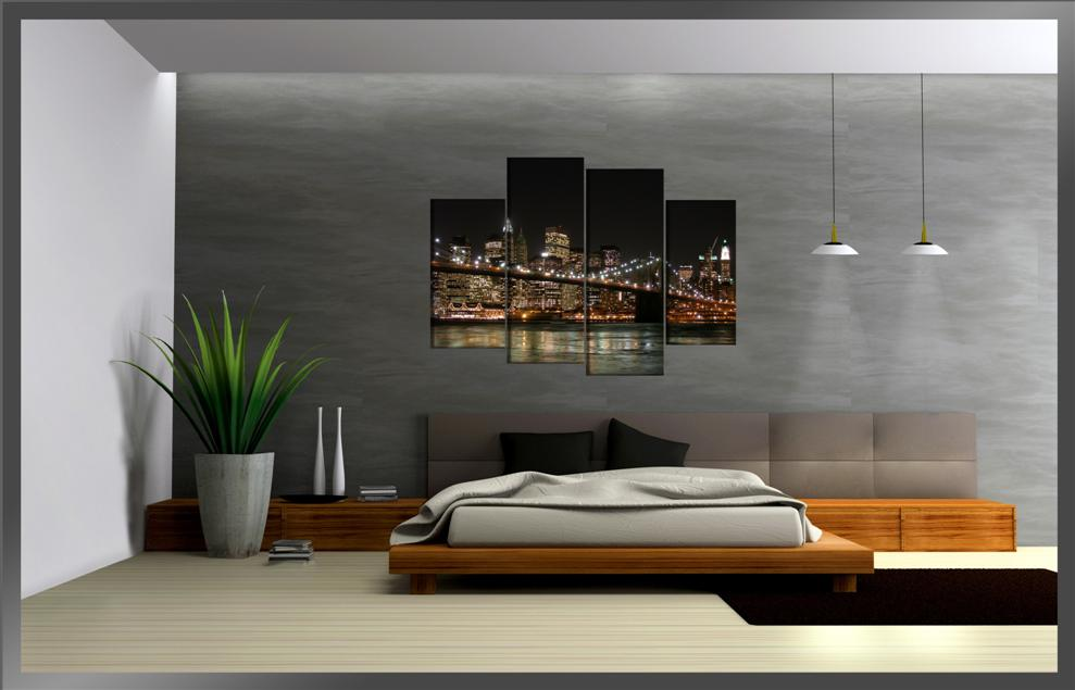 tableau prestige g ant 130 x 80 cm sur toile. Black Bedroom Furniture Sets. Home Design Ideas