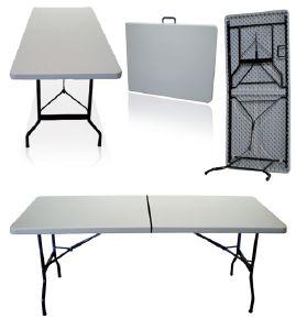 Table pliante qualit pro metal et nylon pour chapiteau - Table pliante valise ...