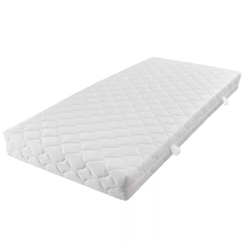 Matelas mousse déhoussable, 3 dimensions