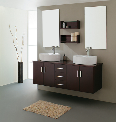 80 double sink bathroom vanity