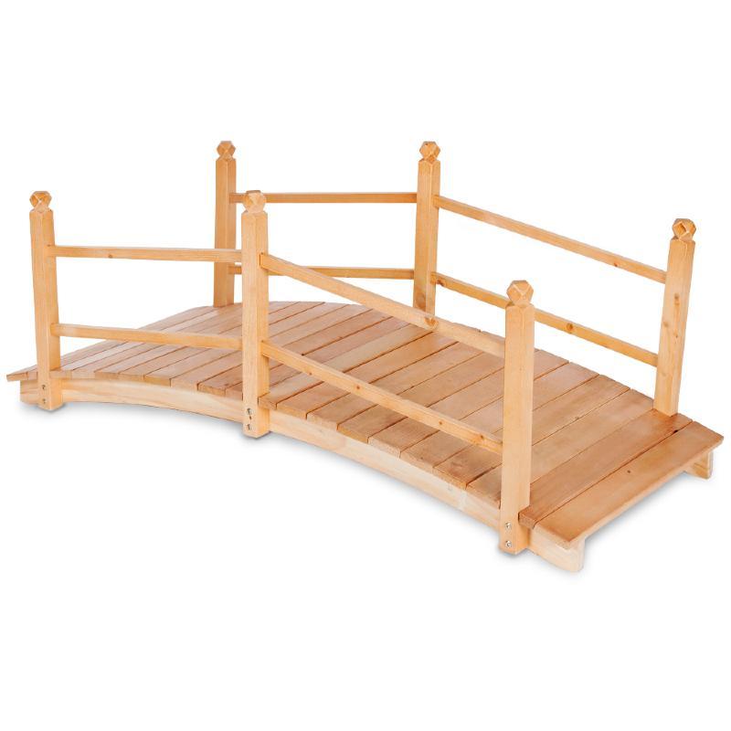 pont de jardin en bois. Black Bedroom Furniture Sets. Home Design Ideas