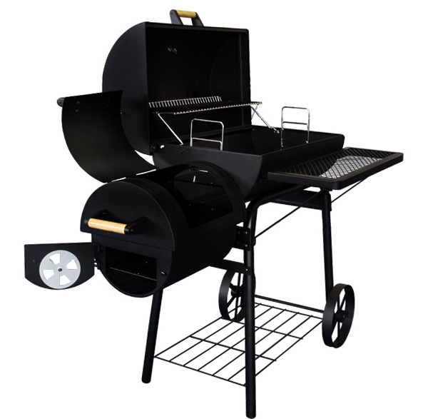 Barbecue fumoir pour des grillades au gout incomparable for Fumoir interieur