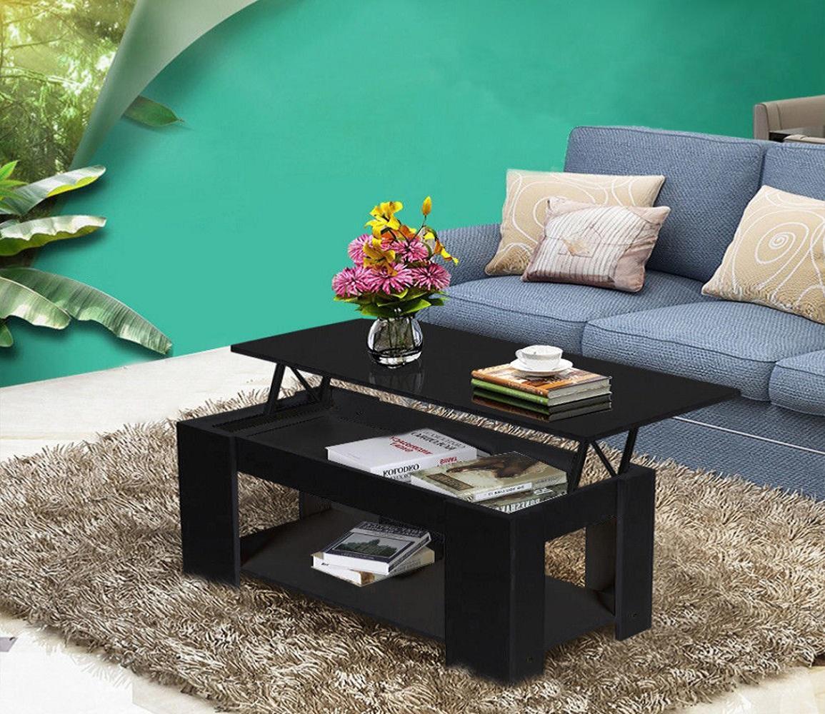Table basse design noir mod le galion - Modele table basse ...