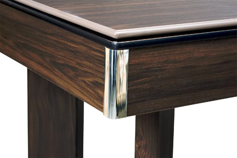 Billard en bois transformable en table - Dimension table de billard ...