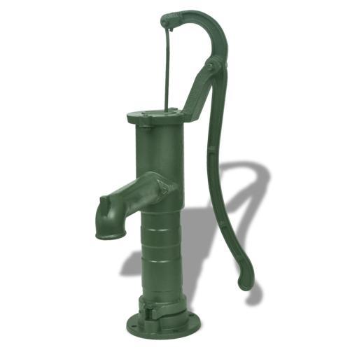 Pompe à eau manuelle de jardin Fonte