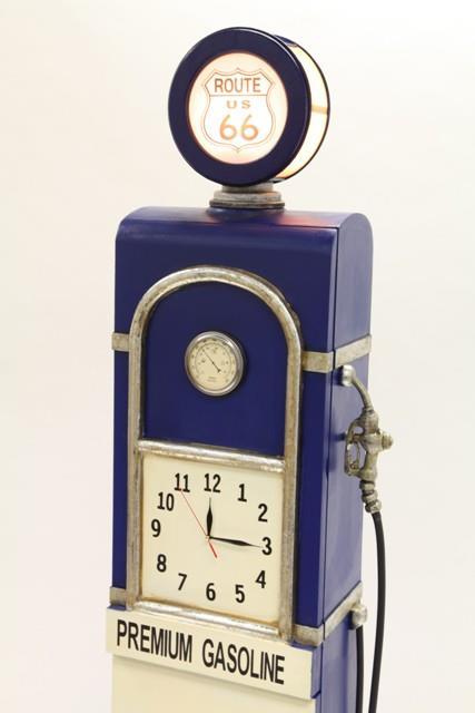 range cd dvd bois 190 cm style pompe 224 essence avec horloge et 233 clairage