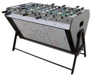 table de jeu 3 en 1 air hockey baby foot et billard. Black Bedroom Furniture Sets. Home Design Ideas