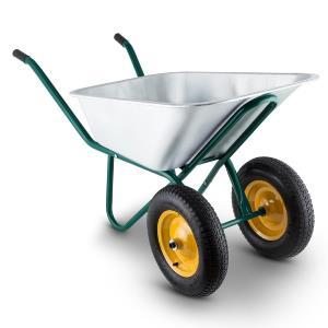Remorque et chariot de jardin for Chariot de jardin 2 roues