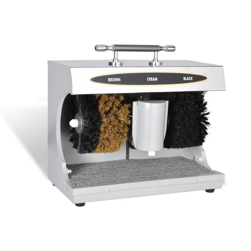 cireuse automatique pour chaussures compl te. Black Bedroom Furniture Sets. Home Design Ideas