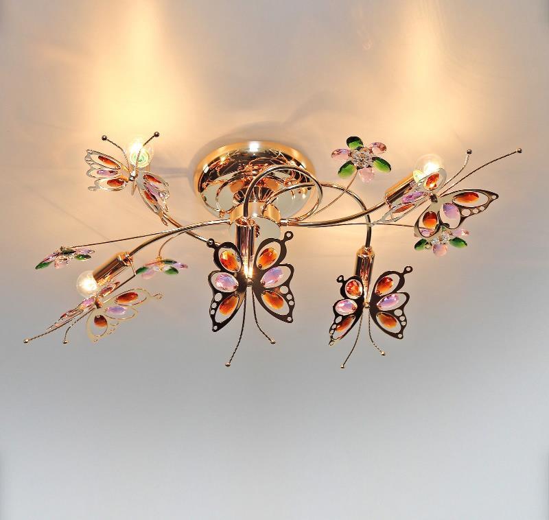 lustre design papillons. Black Bedroom Furniture Sets. Home Design Ideas