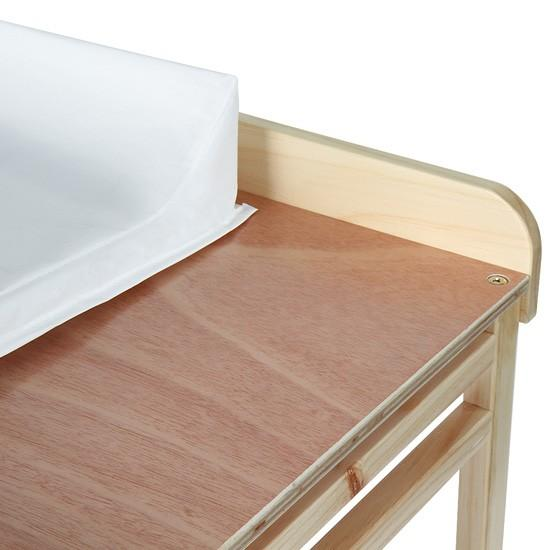 table langer pratique avec baignoire et rangement. Black Bedroom Furniture Sets. Home Design Ideas