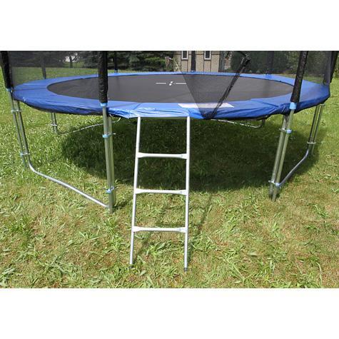 trampoline complet 370 cm 180 kg de charge. Black Bedroom Furniture Sets. Home Design Ideas