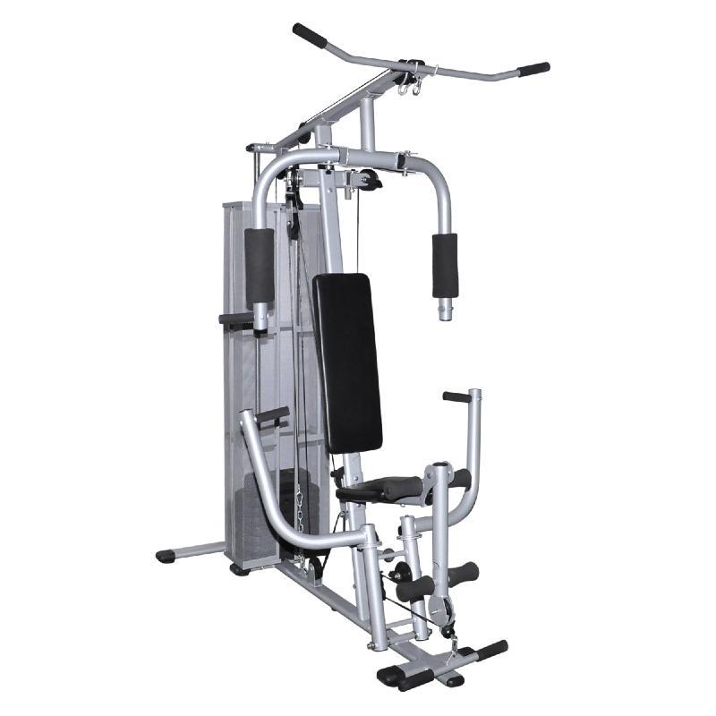 Banc de musculation complet usage pro - Banc de musculation guide ...