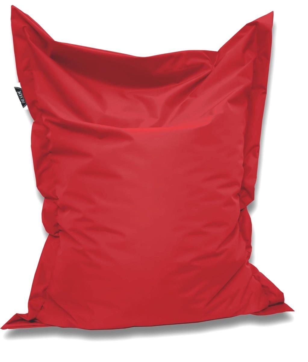 pouf geant de 200x145cm avec remplissage rouge. Black Bedroom Furniture Sets. Home Design Ideas