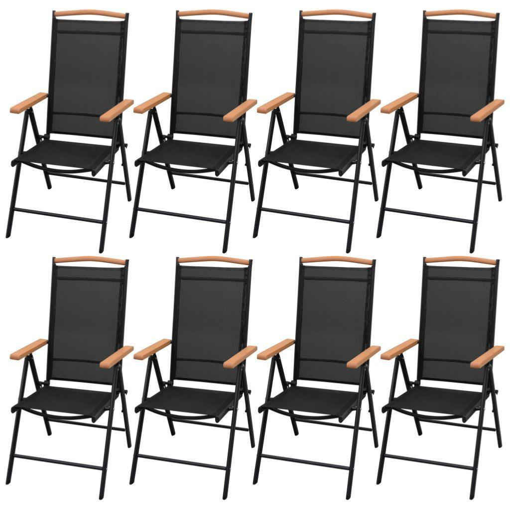 Salon jardin aluminium composite beige 8 fauteuils - Salon de jardin composite ...