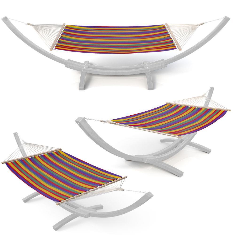 toile de rechange pour hamac m multicolore. Black Bedroom Furniture Sets. Home Design Ideas