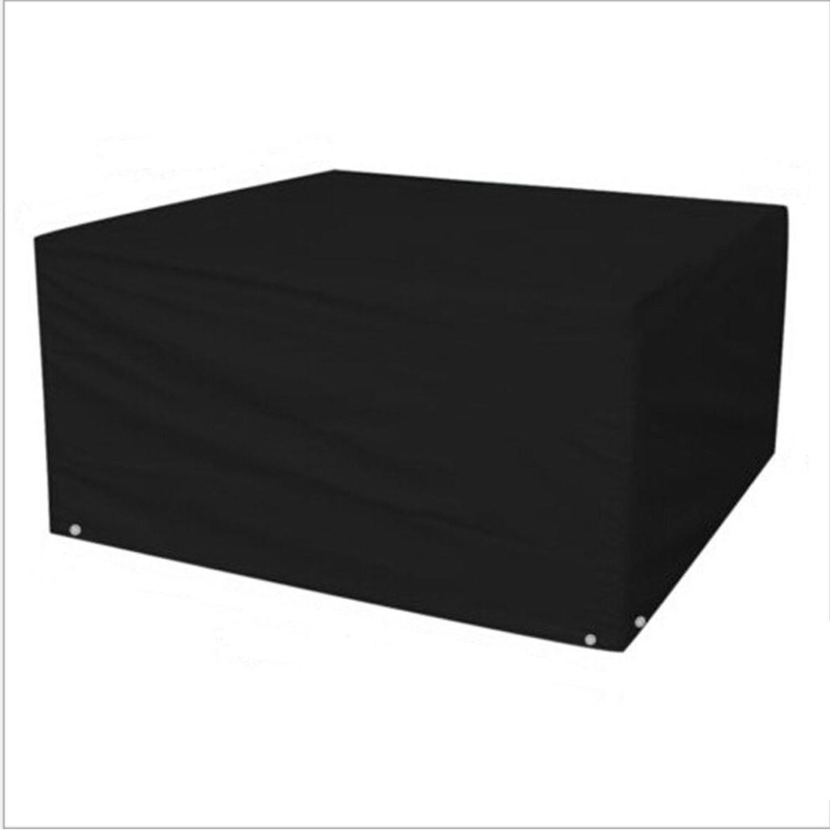 housse de protection pour salon de jardin 10 places. Black Bedroom Furniture Sets. Home Design Ideas