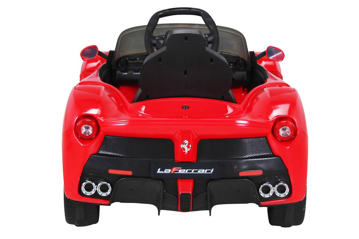 voiture lectrique enfant la ferrari. Black Bedroom Furniture Sets. Home Design Ideas