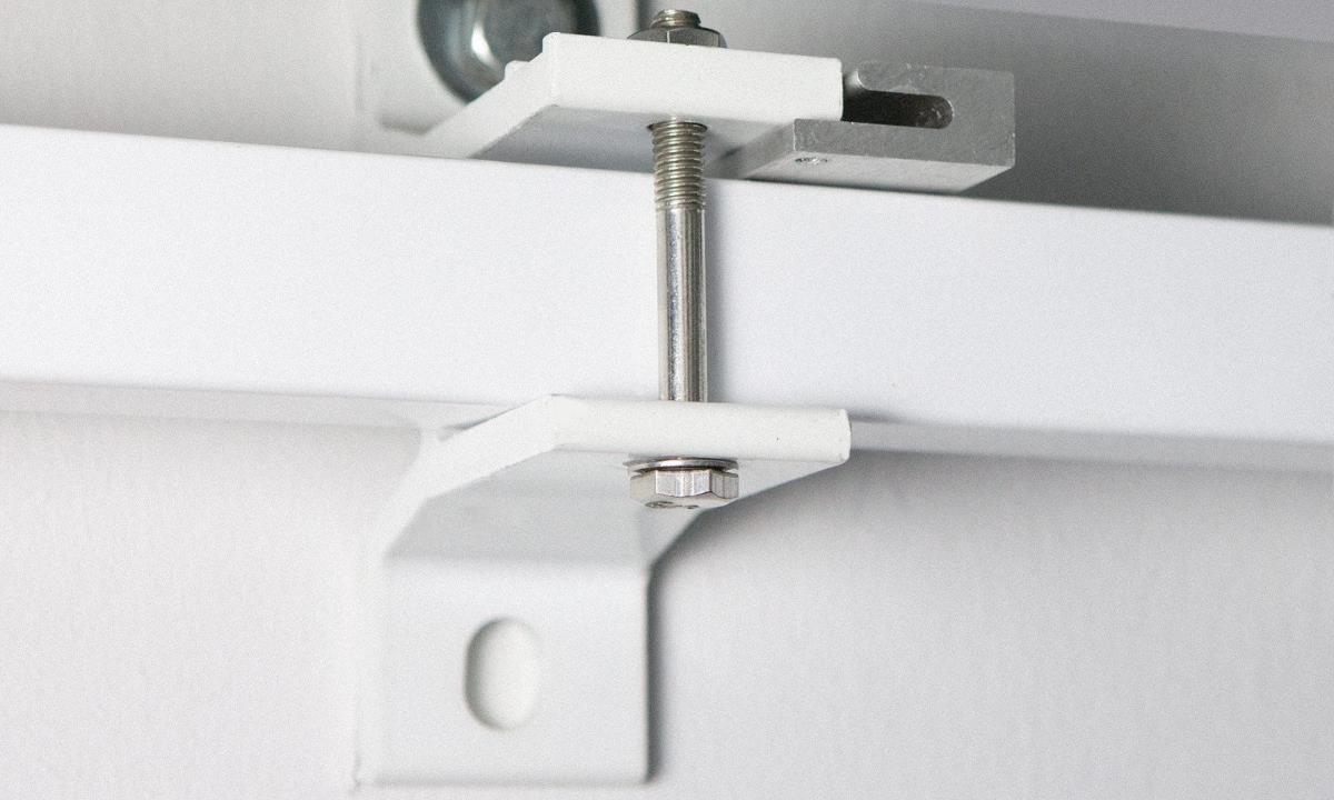 Store banne lectrique 400 x 300 cm semi coffre - Store banne electrique ...