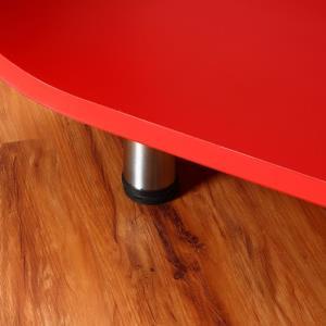 TABLE basse, meuble d'appoint, modèle ELLIPSE, 3 coloris